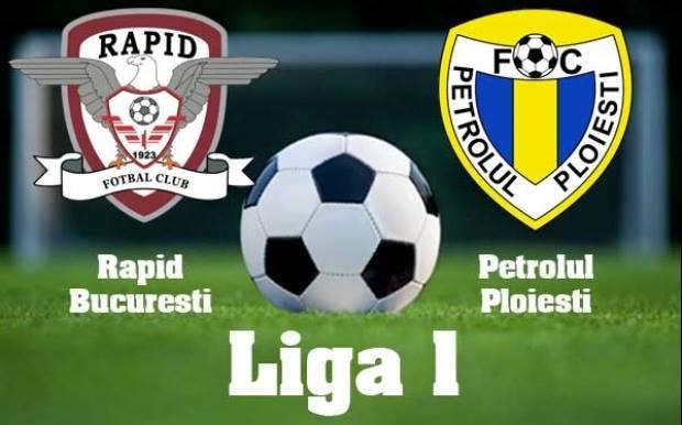 CALDO PRIVAT SECURITY asigura paza si protectia la meciul de fotbal dintre F.C. RAPID Bucureşti – F.C. Petrolul Ploieşti