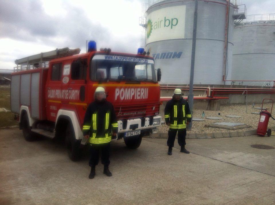 CALDO PRIVAT SECURITY asigura serviciile private pentru situatii de urgenta