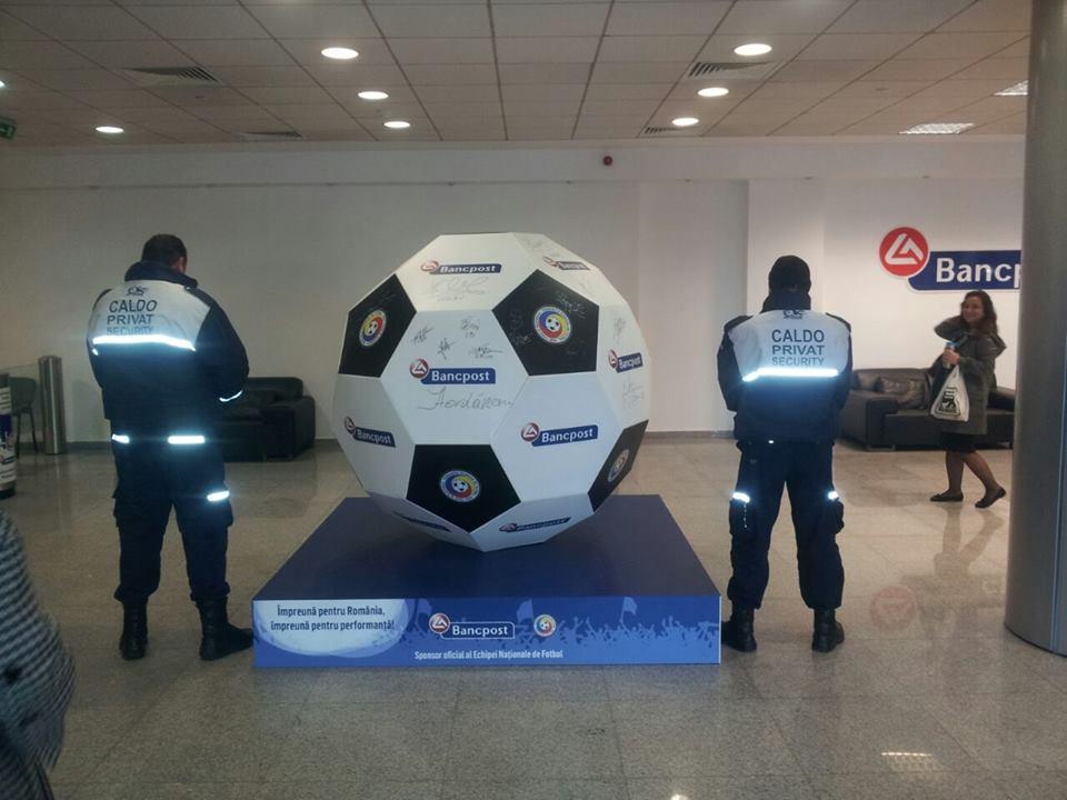 caldo privat security echipa nationala a romaniei