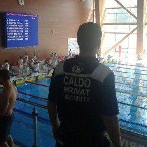 Caldo Privat Security asigura paza Campionatelor Internaționale de înot ale României