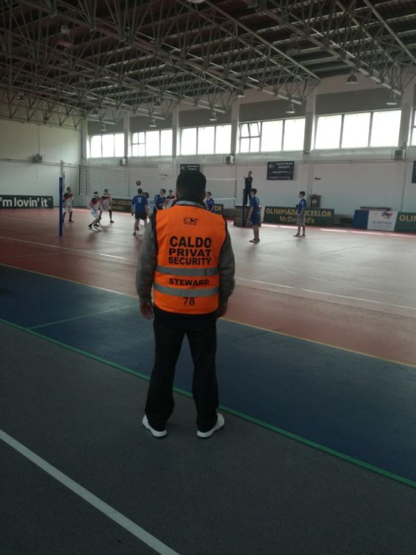olimpiada liceelor - caldo privat security